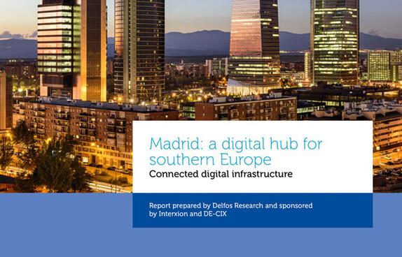 Madrid: A digital hub for southern Europe thumbnail