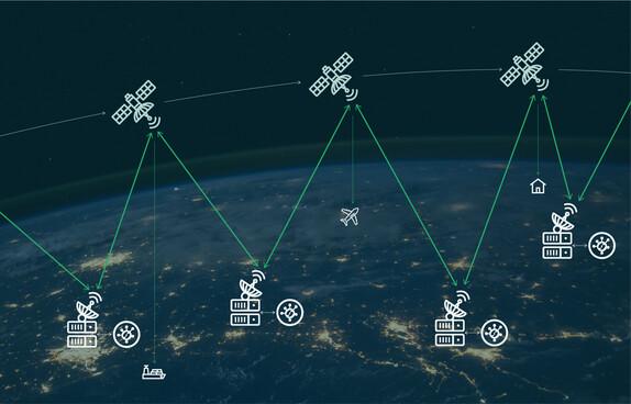 LEO satellites
