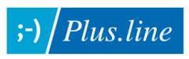 Plusline logo